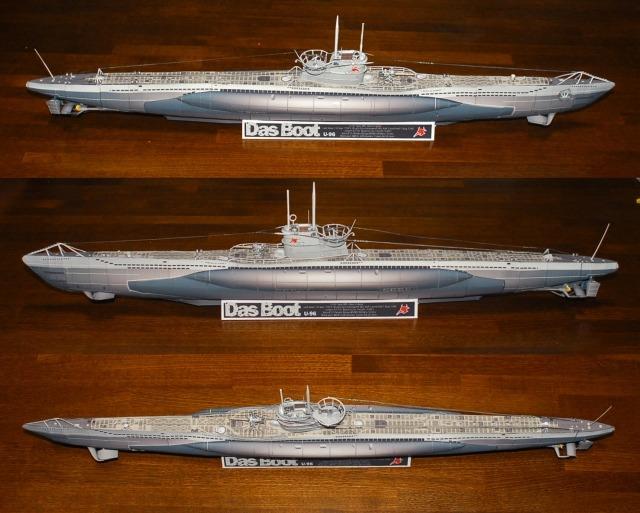 Модели подводных своими руками фото